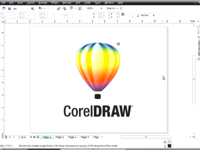 CorelDraw x5, x7 – Cours complet